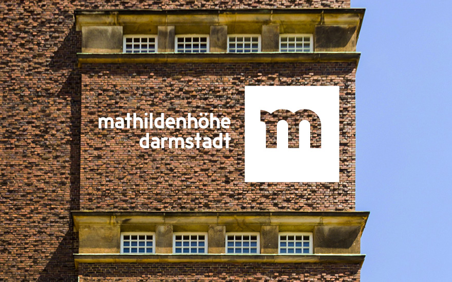 Mathildenh he darmstadt jensch rose kommunikationsdesign for Kommunikationsdesign darmstadt
